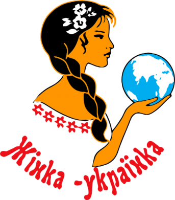 Принт Женская футболка Жінка-Українка - FatLine