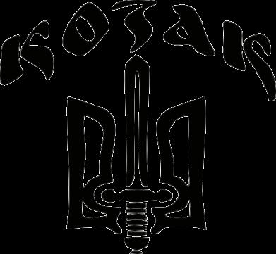 Принт Детская кепка Козак з гербом - FatLine