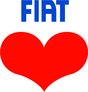 Принт Сумка Fiat love - FatLine