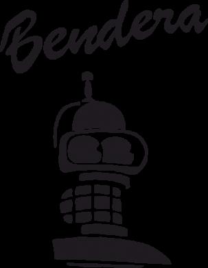 Принт Подушка Bendera - FatLine
