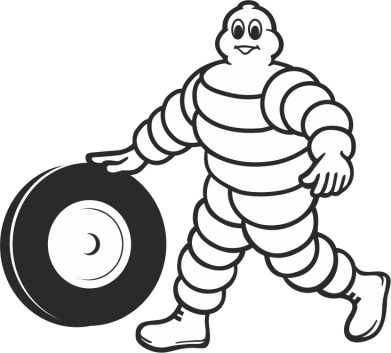 Принт MICHELIN - FatLine