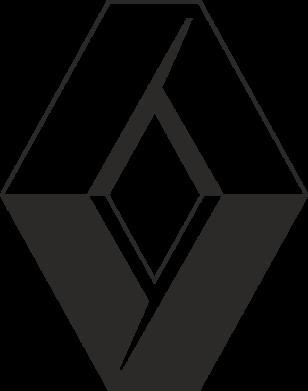 Принт Мужские шорты Renault - FatLine
