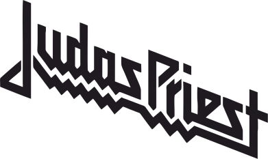 Принт Фартуx Judas Priest Logo - FatLine