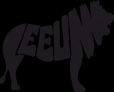Принт Кепка Лев 2 - FatLine