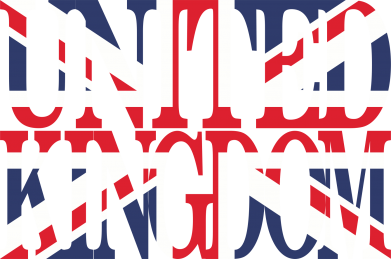 Принт Толстовка United Kingdom - FatLine