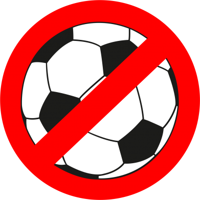 Принт Штаны Stop football - FatLine