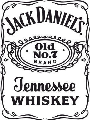Принт Сумка Jack Daniel's Whiskey - FatLine