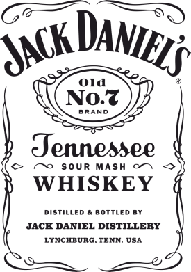 Принт Кружка 320ml Jack Daniel's - FatLine