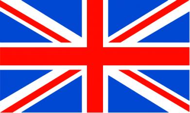Принт Женская футболка поло Великобритания - FatLine