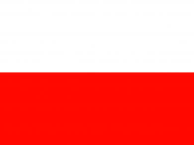 Принт Женская футболка поло Польша - FatLine