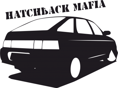 Принт Толстовка hatchback Mafia - FatLine