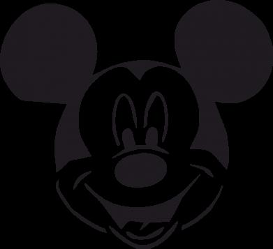 Принт Коврик для мыши Микки Маус - FatLine