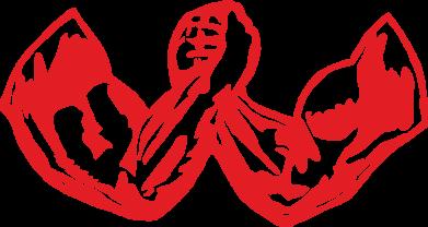 Принт Коврик для мыши ArmSport - FatLine