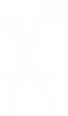 Принт Толстовка MusclePower - FatLine
