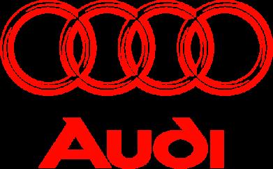 Принт Коврик для мыши Audi Small - FatLine