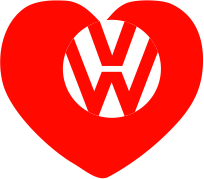 Принт Реглан Love Volkswagen - FatLine