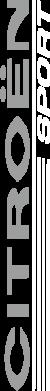 Принт Женская футболка поло Citroen Спорт - FatLine