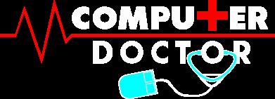Принт Женская футболка Computer Doctor - FatLine
