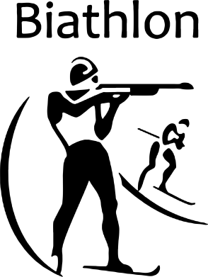 Принт Штаны Biathlon - FatLine