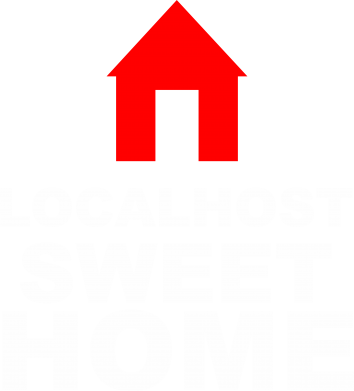 Принт Футболка Поло Localhost Sweet Home - FatLine