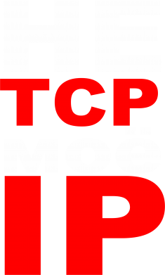 Принт Толстовка Не TCP моё IP - FatLine