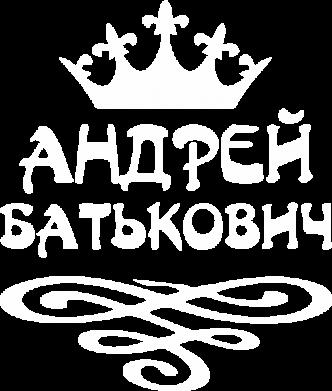 Принт Футболка Поло Андрей Батькович - FatLine
