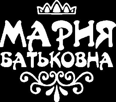 Принт Футболка Поло Мария Батьковна - FatLine