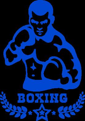 Принт Кружка 320ml Boxing Star - FatLine