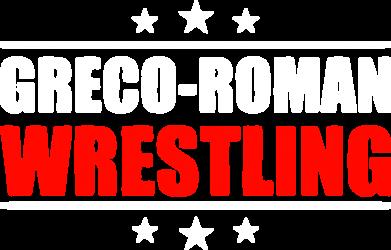 Принт Майка-тельняшка Greco-Roman Wrestling - FatLine