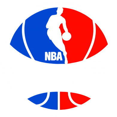 Принт Футболка Поло NBA ESPN - FatLine