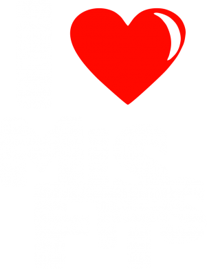 Принт Футболка I love Misfits - FatLine