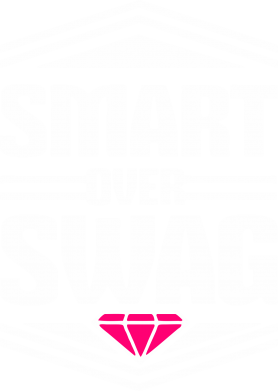 Принт Майка-тельняшка Smart Over Swag - FatLine
