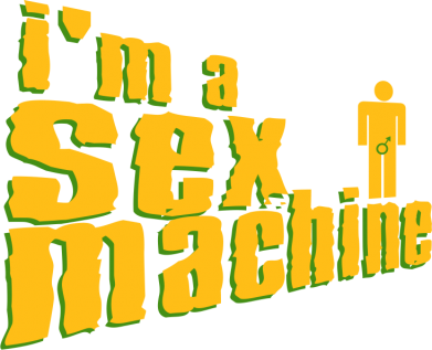 Принт Толстовка I'am a sex machine - FatLine