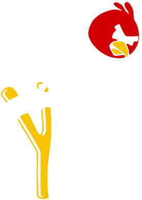 Принт Реглан Flip Ping The Bird - FatLine
