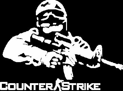 Принт Женская футболка Counter Strike Player - FatLine