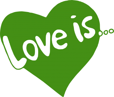 Принт Рюкзак для ноутбука Love is..., Фото № 1 - FatLine
