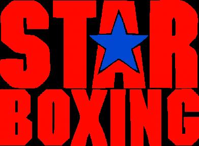 Принт Мужская майка Star Boxing - FatLine