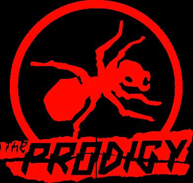 Принт Детская футболка The Prodigy муравей - FatLine
