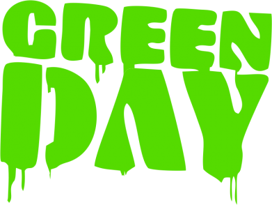 Принт Шапка Green Day - FatLine
