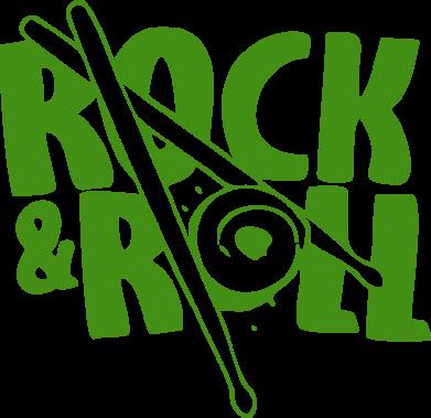 Принт Коврик для мыши Rock&Roll - FatLine