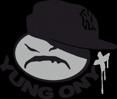 Принт Коврик для мыши Yung ONYX - FatLine