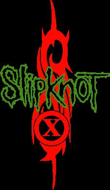 Принт Подушка Slipknot Music - FatLine