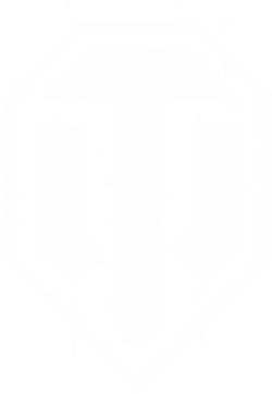 Принт Мужская толстовка на молнии WOT Logo - FatLine