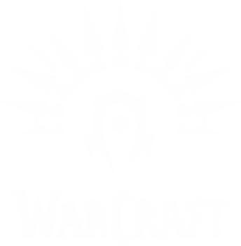 Принт Мужская толстовка на молнии WarCraft Logo - FatLine