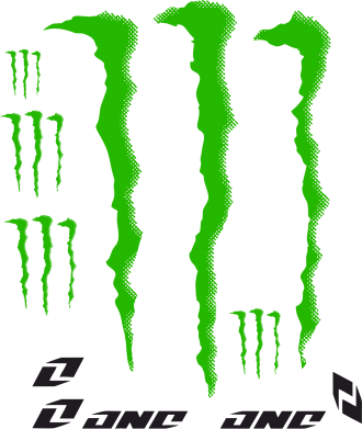Принт Женская Monster One - FatLine