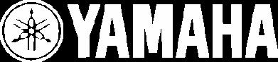 Принт Мужская толстовка на молнии Yamaha Logo - FatLine