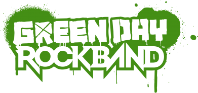 Принт Футболка Поло Green Day Rockband - FatLine