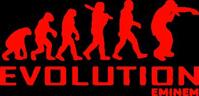 Принт Кружка 320ml Eminem Evolution - FatLine