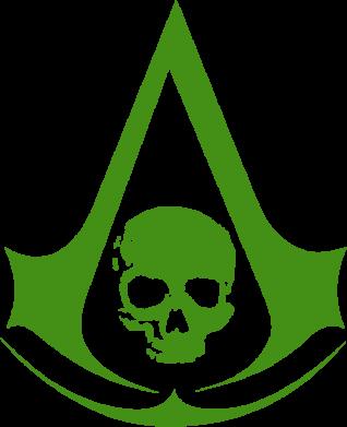 Принт Коврик для мыши Assassin's Creed Misfit - FatLine