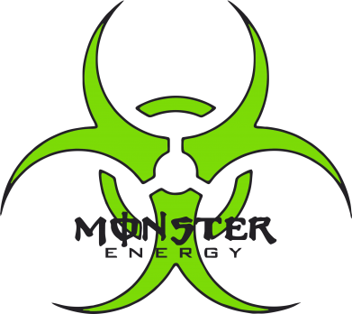 Принт Сумка Monster Energy Biohazard - FatLine